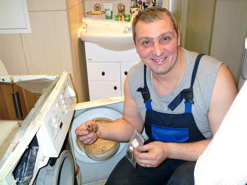 Недорогой ремонт стиральных машин в Новосибирске